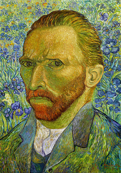 Portrait of Van Gogh